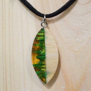 アルメニア Wooden Art's Jewelry ペンダント11