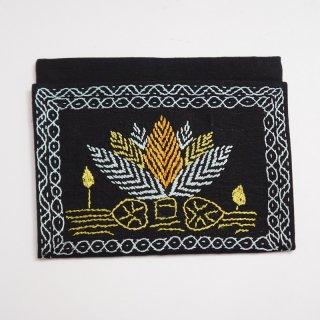 バングラディッシュ ノクシカタ刺繍 ティッシュケース4