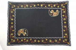 バングラディッシュ ノクシカタ刺繍 ランチョンマット4
