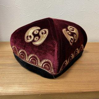 ウイグルの帽子 ドッパ2
