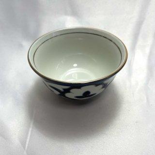 ウズベキスタン 綿花柄のカップ