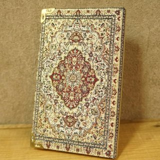 トルコの絨毯模様の手帳 14