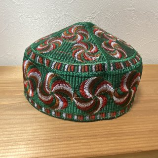パキスタンのイスラム帽2