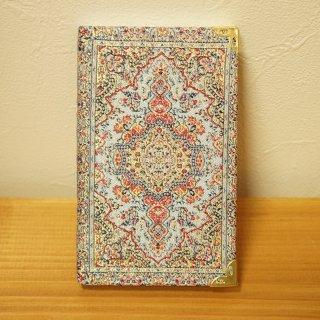 トルコの絨毯模様の手帳 15