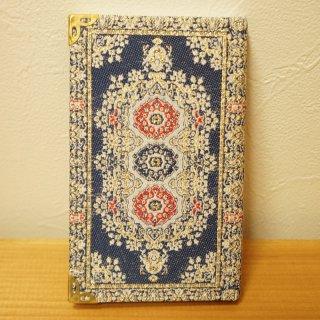 トルコの絨毯模様の手帳 17