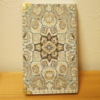 トルコの絨毯模様の手帳 18