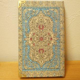 トルコの絨毯模様の手帳 19