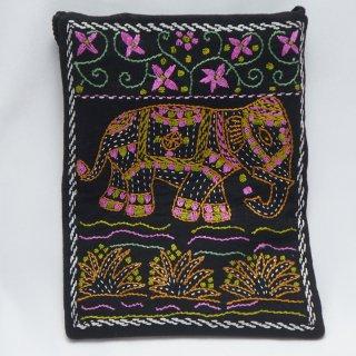 バングラディッシュ ノクシカタ刺繍 ミニショルダーバッグ7