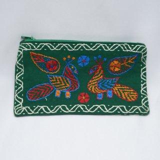 バングラディッシュ ノクシカタ刺繍 カードケース5