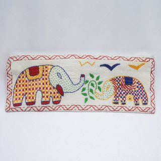 バングラディッシュ ノクシカタ刺繍 ペンケース5