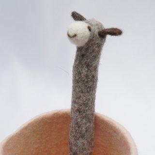 キルギスタン アニマルペンカバー 羊