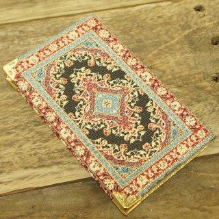 トルコの絨毯模様の手帳 10