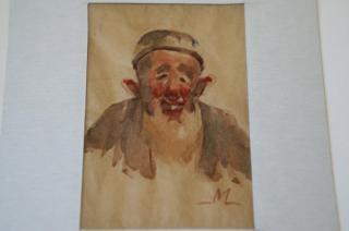 サマルカンドペーパー絵画 小サイズ-07