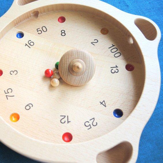 チロリアンルーレット ME10100 サイエンス&テクノロジーを感じるおもちゃ