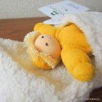 NAオルゴールベッド・黄