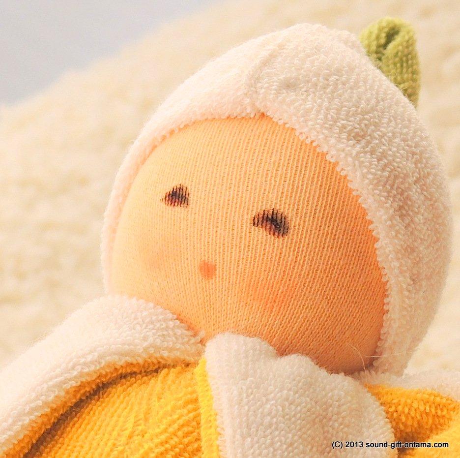 NAラトル・バナナ Nanchen 905049 にぎるおもちゃ