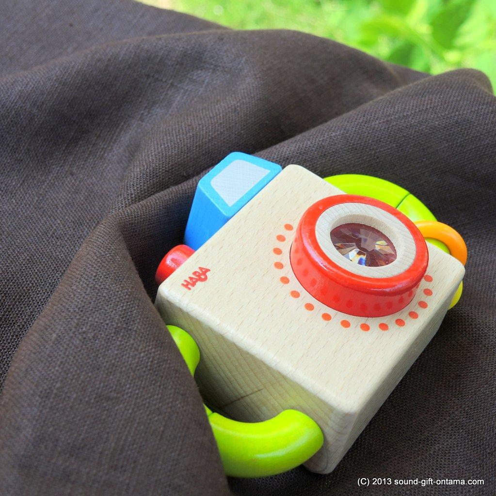 ベビタルカメラ HA301561 知育のおもちゃ