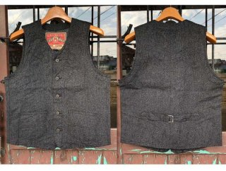 <img class='new_mark_img1' src='https://img.shop-pro.jp/img/new/icons53.gif' style='border:none;display:inline;margin:0px;padding:0px;width:auto;' />21893 BLACK CHAMBRAY WORK VEST