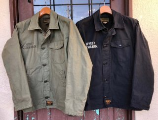 21891 A-2 DECK JACKET (CUSHMAN x HWZN MFG. CO.)