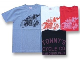 26411 RECYCLE COTTON T (TONNY'S)
