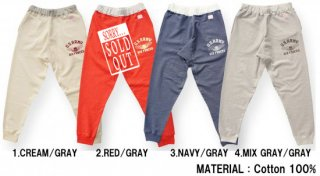 <img class='new_mark_img1' src='https://img.shop-pro.jp/img/new/icons15.gif' style='border:none;display:inline;margin:0px;padding:0px;width:auto;' />26633 PILE SWEAT PANTS (U.S.ARMY AIR FORCES)