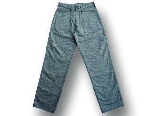 22065 HERRINGBONE BAKER PANTS