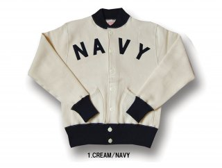 26098 SWEAT NAVY JACKET