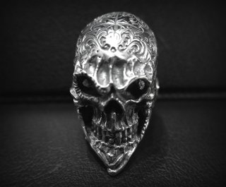 ☆「Beard skull」by custom jinny's