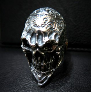 ★「Beard skull」by custom jinny's + stone eye