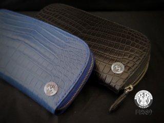 ROCK  on crocodile wallet