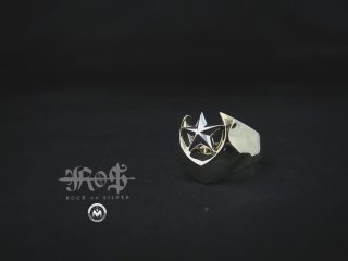 ROCK on 「horseshoe with star」