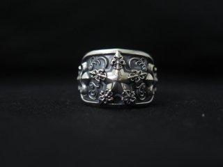 Mondo&RoS 「Lily Star Ring」narrow type