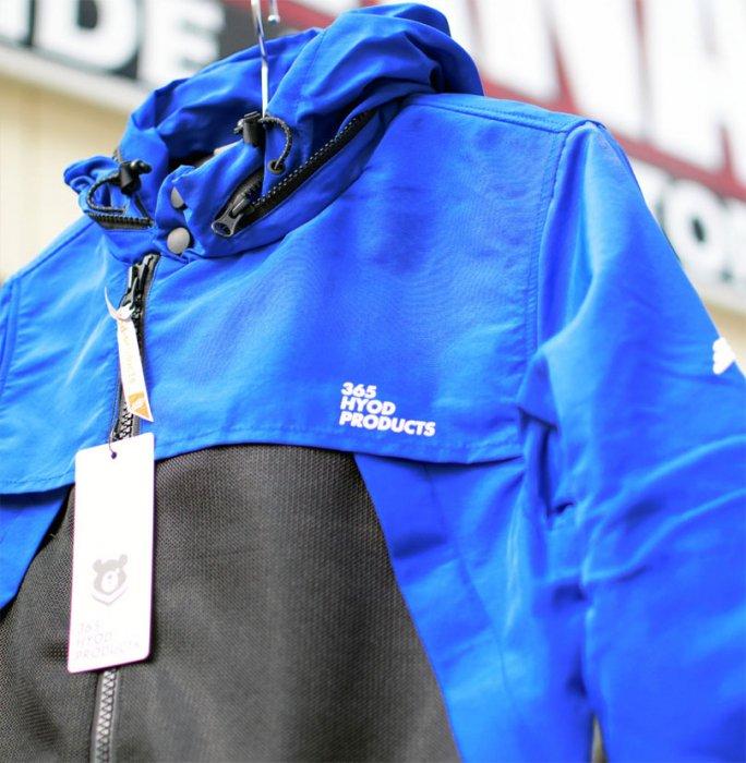 HYOD365 ulas H3J002N ブルー/ブラック