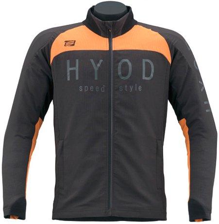 HYOD STJ311D ST-S  UCHIMIZU D3O iD COOL DRY JAC ブラック/オレンジ