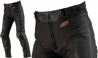 HYOD HSP708 MESH LEATHER PANTS(BOOTS-OUT)