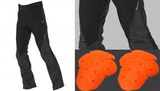 HYOD HSP705D MESH LEATHER PANTS(STRAIGHT)ブラック