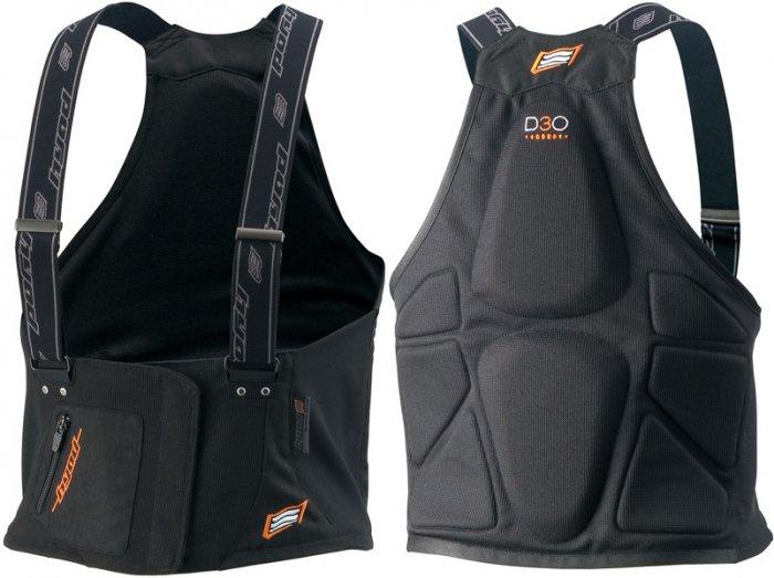 HYOD STJ017D ST-S D3O Body Support