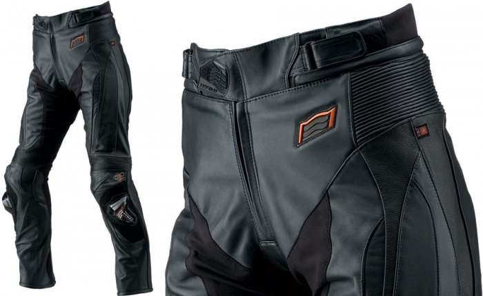HYOD HSP019SPD LEATHER PANTS(BOOTS-OUT)ブラック