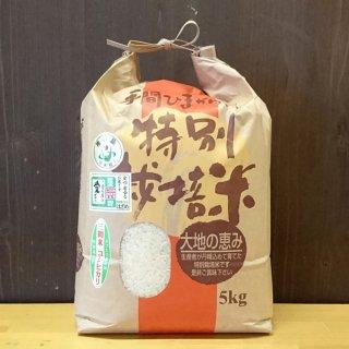 愛媛・三間産コシヒカリ(白米・特別栽培米)5kg