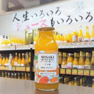 デコ媛ジュース180ml【みさき果樹園】