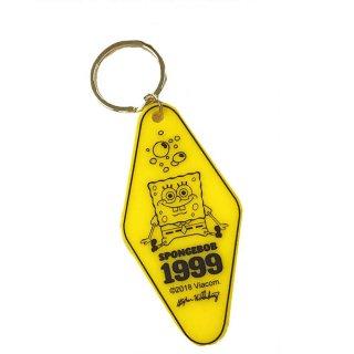 スポンジボブ 【生産終了品】ホテルルームキーリング(1999 スポンジ・ボブ)MSB-029   SB