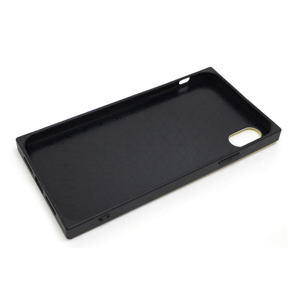 iPhoneXR対応スクエアガラスケース(アイボール)SB-69A SB