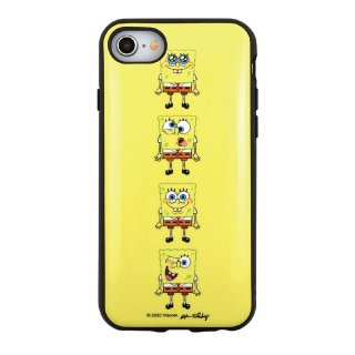 スポンジボブ IIII fit for iPhone SE(第2世代)/8/7/6s/6 対応ケース(ライン) SB-76B SB