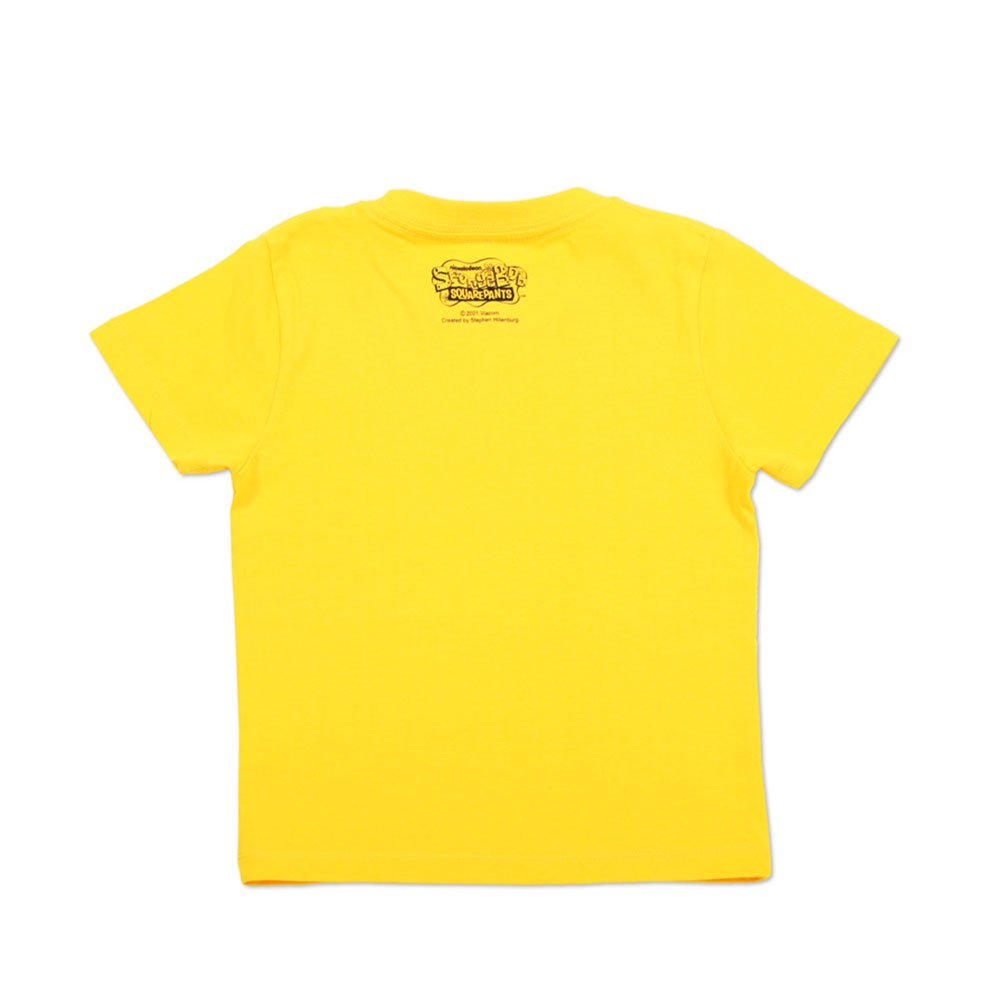 キッズTシャツ (スポンジ・ボブ集合)イエロー 130 46000993 SB
