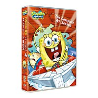 DVD 『スポンジ・ボブ シーズン4 コンプリートBOX』 SB