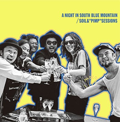 『A NIGHT IN SOUTH BLUE MOUNTAIN[LIVE]』SOIL&