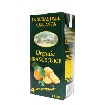 100%ストレート|オーガニックオレンジジュース|1000ml