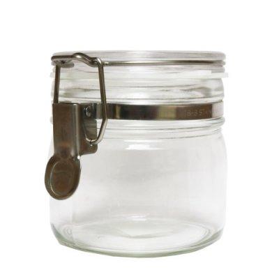 セラーメイト|ガラス密封保存容器|0.5L