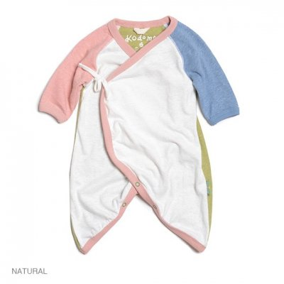 Kodomo|LOVE WRAP|ロンパース|NATURAL|KIDS|GO HEMP