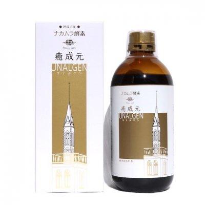 ナカムラ酵素|癒成元(ユナルゲン)|500ml|中村菌熟成発酵飲料